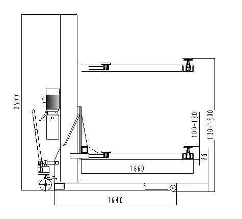 WWW_7755AA_COM_固定式液压单柱举升机 aa-spgy2.