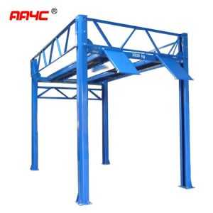 high rise 4 post lift , lifting height  3M-7M;AA-4P35C