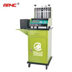 Fuel Injector cleaning machine  GBL-6