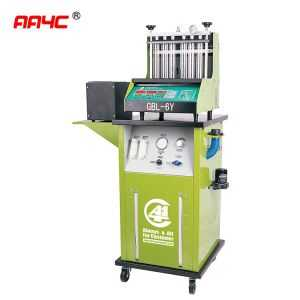Fuel Injector cleaning machine  GBL-6Y
