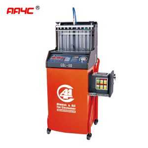 Fuel Injector cleaning machine  GBL-8B