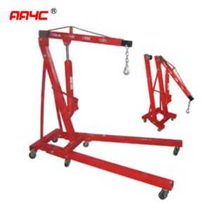 2T SHOP CRANE(FOLDABLE)  AA-0601B