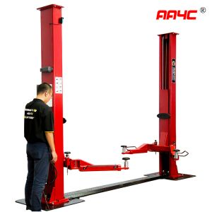 Automatic unlock ,floorplate car lift ,4.0T,AA-2PFP40E
