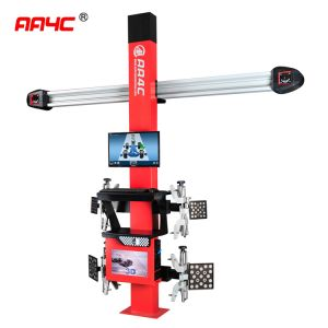 3D wheel alignment  AA-DT101A ( Fixed Camera beam+1 Monitor)