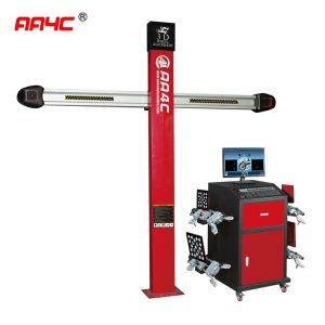 3D wheel alignment  DT100  (Fixed Camera beam+Cabinet)