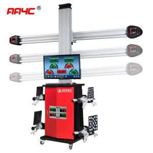 3D wheel alignment  AA-DT121DT  (Camera beam automatically move)
