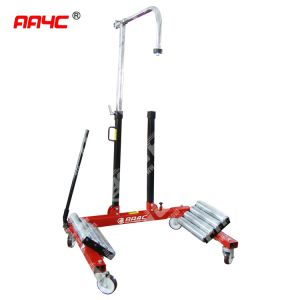 AA4C  car tires dolly wheel dolly  tire mover tire carrier China made Tyre Carrier Caddy T600