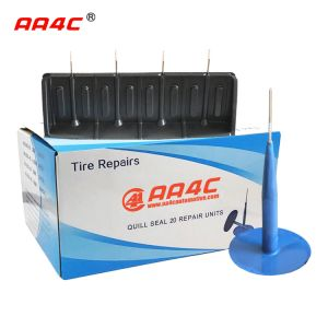 Euro type mushroom nail tire repair patch
