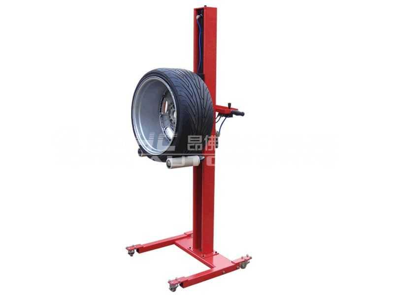 Portable Tire Lift : Automotive lifts auto car autos post