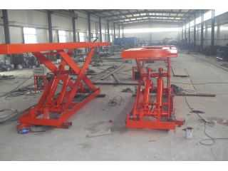 Heavy duty Scissor lift platform ,3M-7M lifing height,3T to 7T capacity
