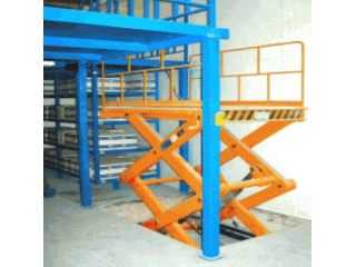 Cross floor  Scissor lift platform ,3M-7M lifing height,3T to 7T capacity
