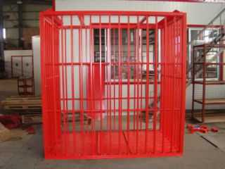 Tire inflation cage AA-TIC900